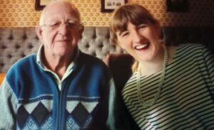 Jessica and her grandad